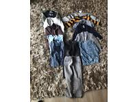 Bundle of boys clothes age 3-4 good condition