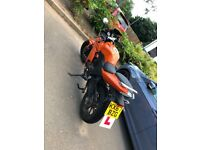 ONE OFF 50cc ROAD LEGAL BIKE:::CHEAP 2017Plate YAMASAKI!!