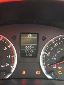 Suzuki swift low mileage. Excellent condition.