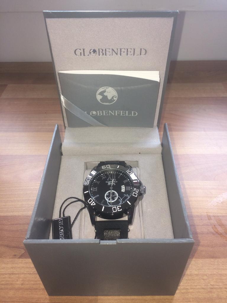 Globenfeld watch