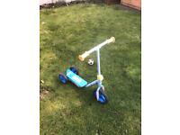 Thomas the tank engine 1st scooter