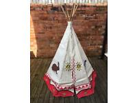 Children's play Teepee - Great Little Trading Company