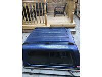 Nissan navara d22 arb double cab hard truck canopy