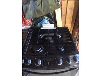 Zanusssi gas cooker vgc Transport possible !!!