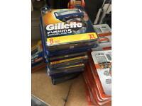 10 x Gillette Proglide 8 XL packs