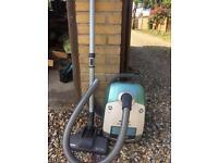 Hoover eco G anti allergy vacuum