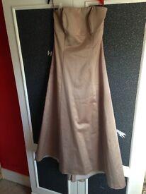 Ball / bridesmaid dress