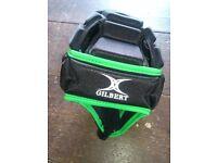 Gilbert rugby headguard...