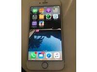 iPhone 6 GOLD 16gb * unlocked**