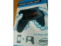 New Phone Game Grip