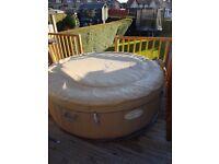 Bestway Lay Z Spa Palm Springs Hot tub