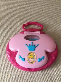 Vtech Disney Princess Magic Wand Laptop