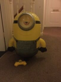 Despicable Me Remote Controlled Minion - Stuart. Collection from Dereham