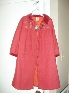Girl's April Cornell Wool dress coat Kingston Kingston Area image 2
