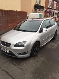 Ford Focus ST-3 Silver