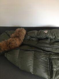 Coat pyrenex