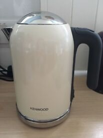 Kenwood Kmix Kettle and Toaster / Excellent Condition / Cream BARGAIN PRICE