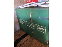 Storage crate dog box