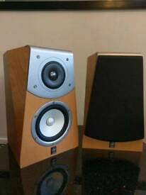 Yamaha Soavo Bookshelf Stereo Home Cinema Speakers