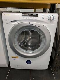 Candy Washing Machine (8kg) (6 Month Warranty)