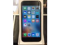 iphone 6 16gb unlocked space grey/gold mint
