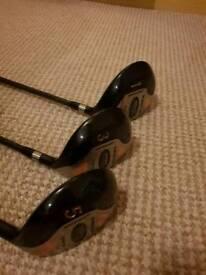 1 3 5 driver wood hybrid golf clubs