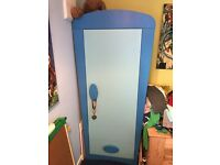 Boys IKEA wardrobe & chest of drawers