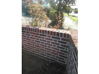 bricklaying 25 years experience