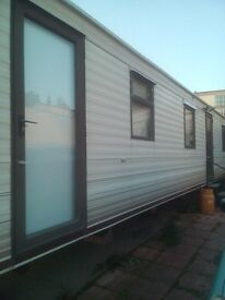 3 bedroom mobile home for sale on site lisfannon Co. Donegal.