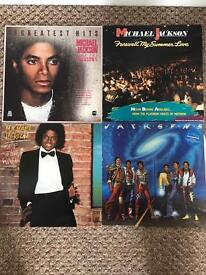 Job lot of vinyl