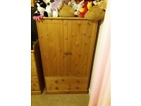 SOLID OAK NURSERY/CHILDRENS FURNITURE £50 COMPLETE SET - LOOKING FOR QUICK SALE!!