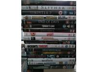 100s DVDs for sale all kinds not all pictured £1 each or 100 for £70