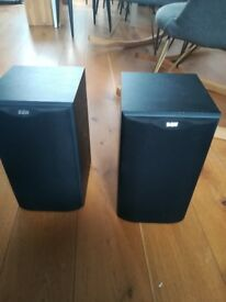 B&W DM601 S2 speakers