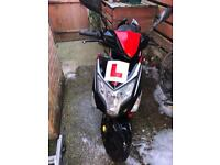 2016 Lexmoto 50cc Moped/Scooter (Great Condition)