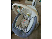 Joie Serina 2 in 1 Rocker - nearly new condition