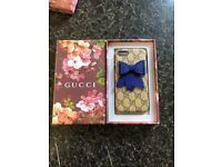 iPhone 7s case Gucci