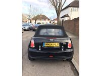 MINI COOPER ONE CONVERTIBLE - LOW MILEAGE