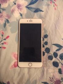 iPhone 6s Plus 32G rose gold UNLOCKED