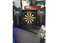 Lakeside dart board