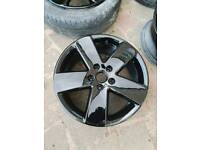"""Alloys wheels 17"""" vw audi"""