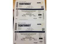 2 x tickets for strictly come dancing tour @ Leeds First Direct Arena - £82