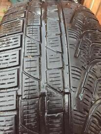 Tyres available 255/40/18 & 225/40/18 225/45/17 part worn bargain