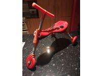 Ladybird Scuttle Bug ride on