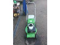 Viking self drive lawnmower for sale