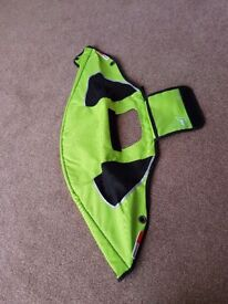 Small hood for Phil and Teds sport buggy. Brand new never used