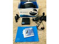 Sony PS VR Headset with Camera