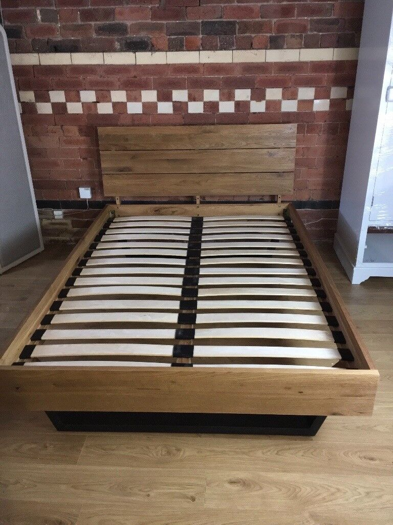 John Lewis Calia Double Bed Stead