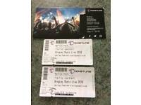 2 bingley festival tickets full weekend