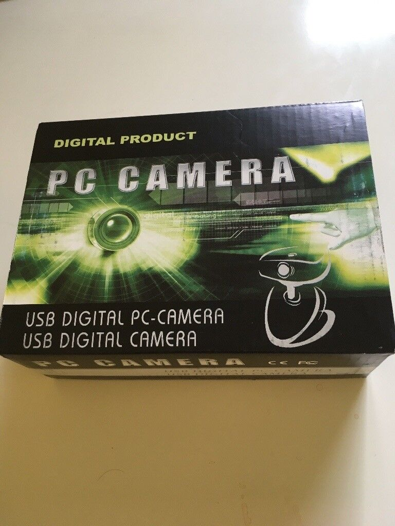31 new ,boxed, webcams