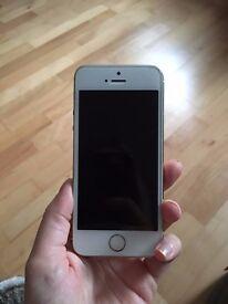 Gold iPhone 5s 16GB